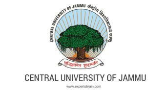 UG PG Counselling schedule Central university of Jammu
