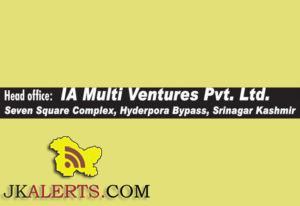 Jobs in IA Multi Ventures Pvt Ltd