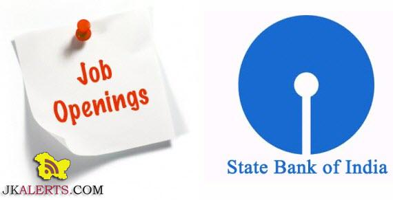 SBI Recruitment For Specialist Officers 2016