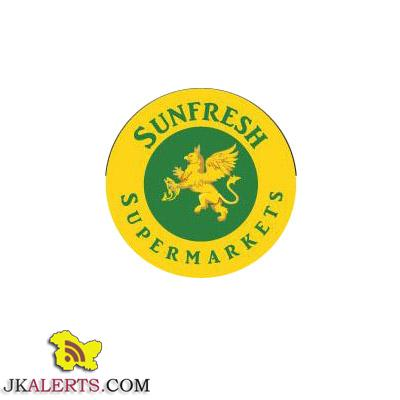 JOBS IN SUNFRESH SUPERMARKETS