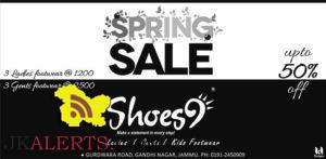 Shoes9 sale on kids ladies and gents wears