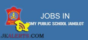 Teaching Jobs in APS Janglot Kathua