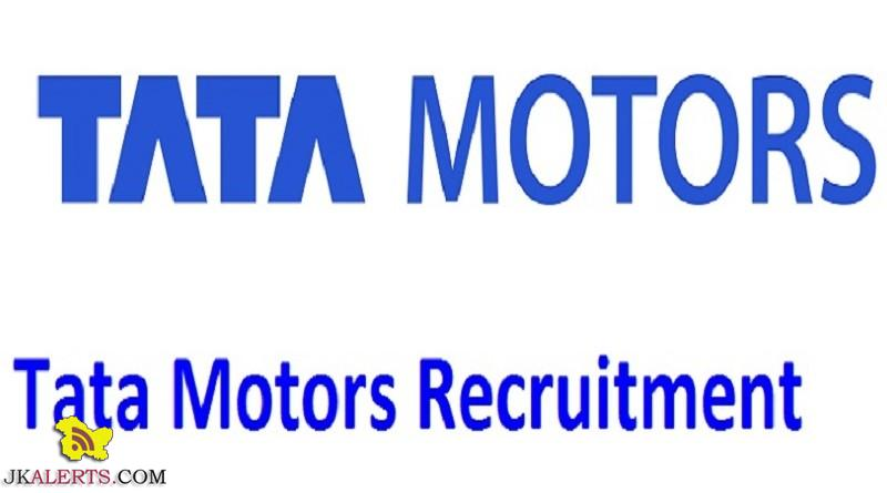 Jobs in TATA Motors Kunjwani Bye-Pass, Fairdeal Motors Jammu