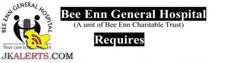 Bee Enn General Hospital Jobs