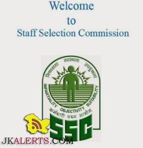 SSC SI ASI Recruitment 2019
