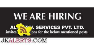 ALIF EDU. SERVICES PVT. LTD. JOBS