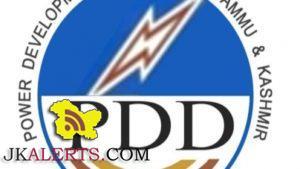 Power Development Department PDD Important Notification