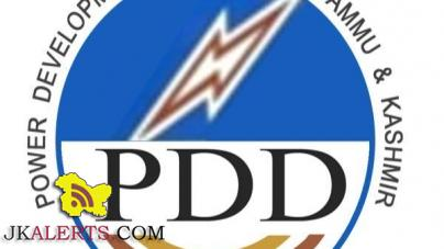 Power Development Department PDD Important Notification