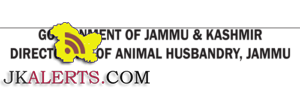 Selection list of candidates for the post of Veterinary Pharmacist in Animal Husbandry Department, Jammu.