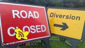TRAFFIC POLICE CITY JAMMU DIVERSIONS AND PARKING ARRANGEMENTS
