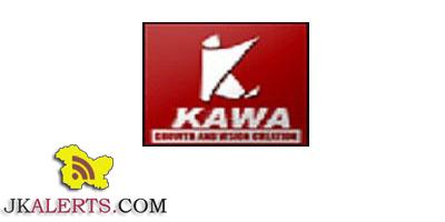 Kawa Institute Jammu Jobs