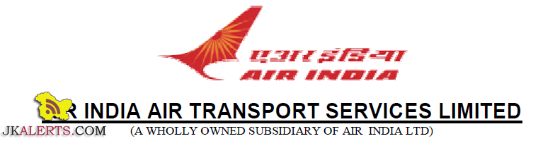 Air India Air Transport Services Limited (AIATSL) Recruitment 2016 112 Posts