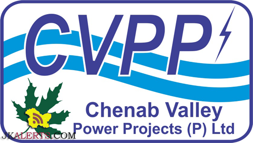 CHENAB VALLEY POWER PROJECTS RECRUITMENT 2017, CVPP JOBS