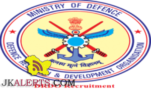DEFENCE RESEARCH AND DEVELOPMENT ORGANISATION DRDO Recruitment 2016 - 17