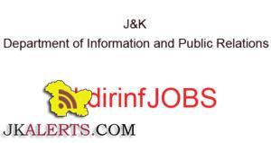 Information & Public Relations,