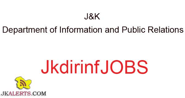 Information & Public Relations,