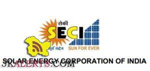 Solar Energy Corporation Recruitment 2017