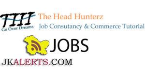 The Head Hunterz Jammu Jobs