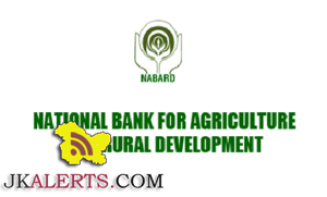 National Bank for Agriculture and Rural Development NABARD Recruitment 2017