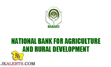 National Bank for Agriculture and Rural Development NABARD Recruitment