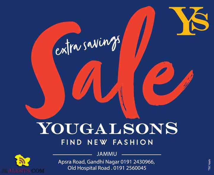 Yougal Sons Sale Gandhi Nagar Jammu