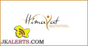Trainings under Himayat Self Employment scheme