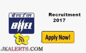 Bharat Electronics Limited Recruitment 2017