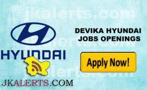 DEVIKA HYUNDAI JOBS OPENINGS