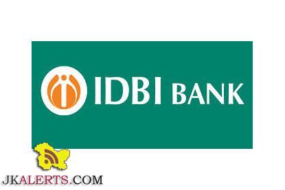 Industrial Development Bank of India IDBI Recruitment 2017 101 posts