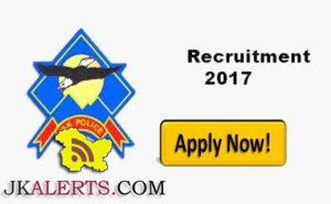 Special Police Officers (SPOs) Recruitment 2017 in District Udhampur.
