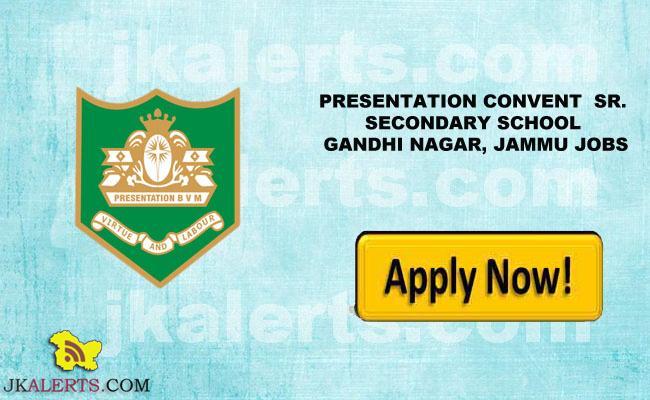 presentation convent school