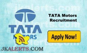 TATA Motors placement drive