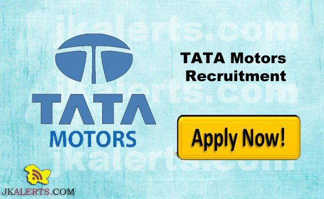 TATA Motors placement drive