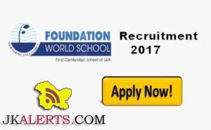 oundation-world-school-jobs