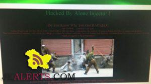 NSG website hacked, defaced with abusive message against PM
