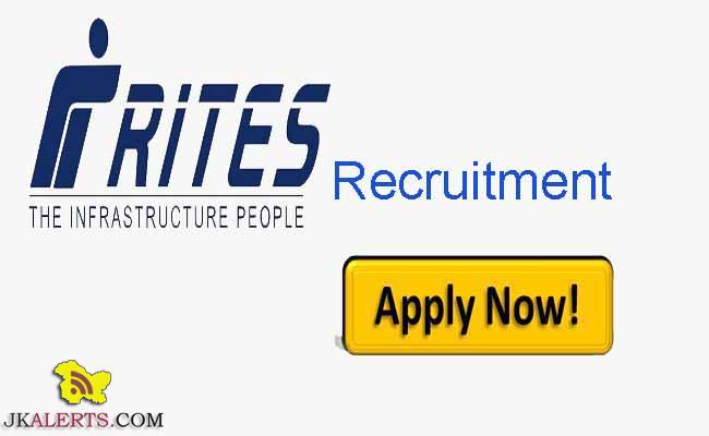 Rail India Technical and Economic Service Recruitment 2017 Job Details