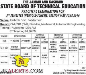 Kashmir Govt. Polytechnic
