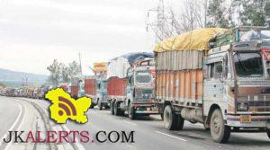 Transporters' Unions call for 72 hours strike from Monday