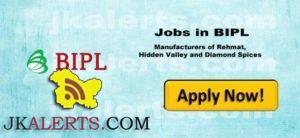BIPL Recruitment