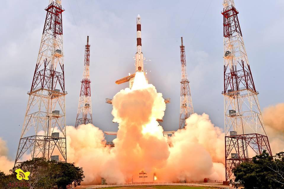 ISRO sets world record, launches 104 satellites Sriharikota