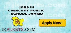 Crescent-Public-School-Jammu-Jobs
