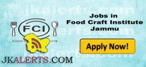 Food Craft Institute Jammu