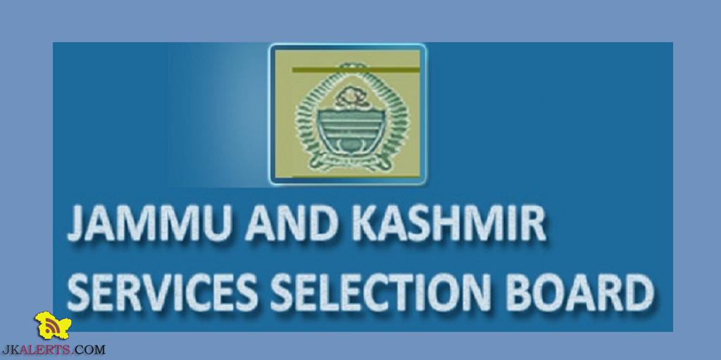 "JKSSB Selection list ""Electrician"" (Higher Education Department)"