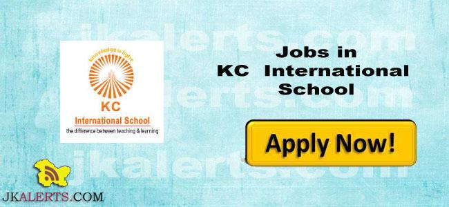 kC-International-school-jammu-jobs