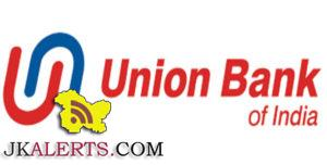 Union Bank of India Recruitment 2017