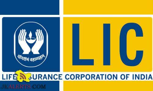 Part Time and Full Time jobs in LIC