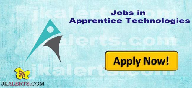 Jobs in Apprentice Technologies