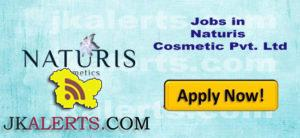 Jobs in Naturis Cosmetic Pvt. Ltd