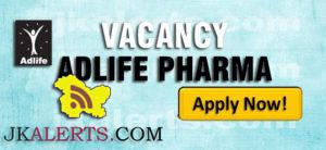 ADLIFE Group ASM, MR, Computer Operator, Office assistant jobs