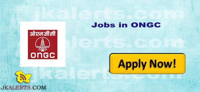 ONGC Recruitment 2019 737 Posts.